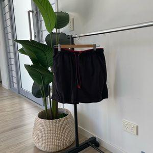 S Tommy Hilfiger Authentic Black Swimwear Shorts